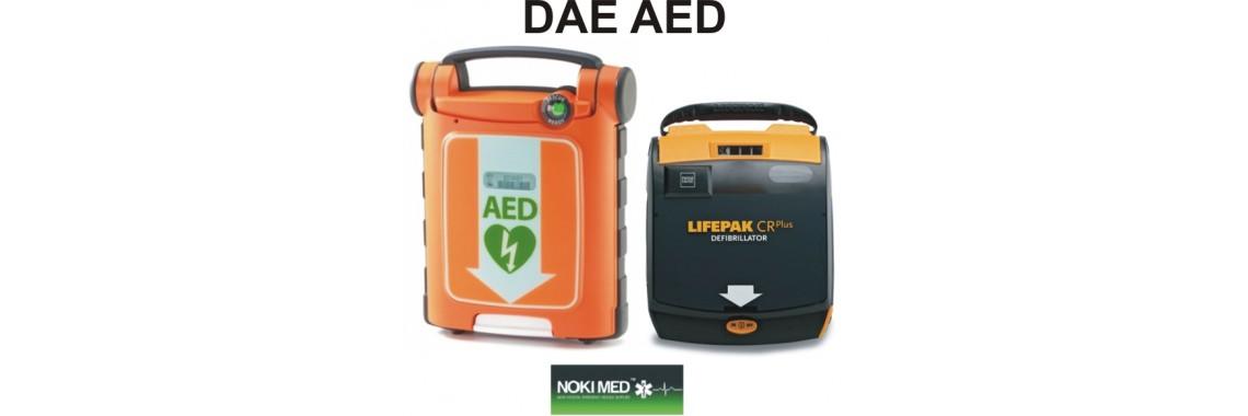 DAE AED defibrillatori