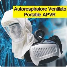 Portable Ventilated Respirator APVR