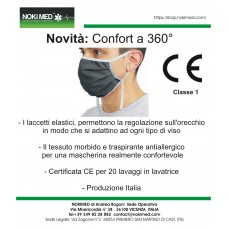 Comfortable CE Masks - Washable - Reusable special price